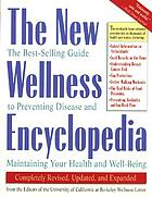 The new wellness encyclopedia