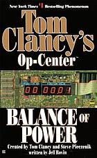 Tom Clancy's Op-Center. Balance of power