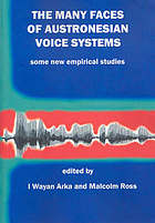The many faces of Austronesian voice systems : some new empirical studies