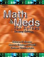 Math and meds for nurses