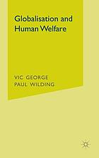 Globalization and human welfare