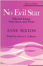 No evil star : selected essays, interviews, and prose
