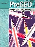 PreGED language arts, writing