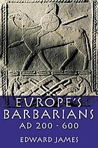 Europe's barbarians, AD 200-600