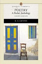 Poetry : a pocket anthology