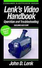 Lenk's video handbook : operation and troubleshooting