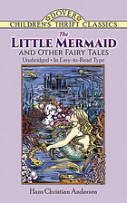 The little mermaid, and other fairy tales