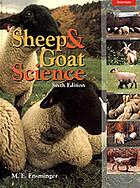 Sheep & goat science