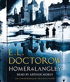 Homer & Langley a novel