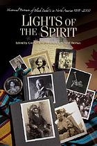 Lights of the spirit : historical portraits of Black Bah'̀s̕ in North America, 1898-2000