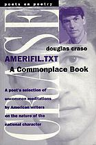 AMERIFIL. TXT : a commonplace book