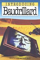 Introducing BaudrillardBaudrillard for beginners