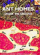 Ant homes under the ground : teacher's guide