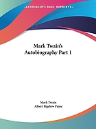 Mark Twain's Autobiography : in two volumes