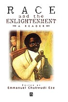 Race and the Enlightenment : a reader
