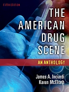 The American drug scene : an anthology