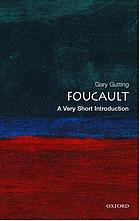 Foucault a very short introduction