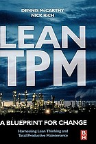 Lean TPM a blueprint for change