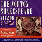The Norton Shakespeare workshop