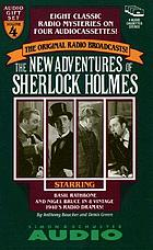 The new adventures of Sherlock Holmes. gift set