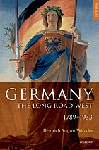 Germany : the long road west