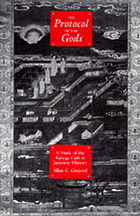 The protocol of the gods a study of the Kasuga cult in Japanese history
