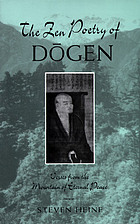 The Zen poetry of Dōgen : verses from the Mountain of Eternal Peace