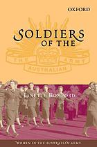 Soldiers of the Queen : women in the Australian Army