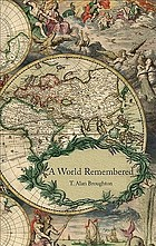 A world remembered : poems
