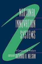 National innovation systems a comparative analysis