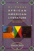 African American literature : a brief introduction and anthology