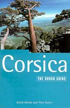 Corsica, the rough guide