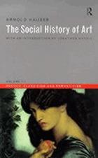 Rococo, classicism and romanticism