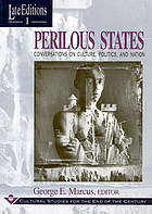 Perilous states : conversations on culture, politics, and nation