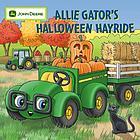 Allie Gator's Halloween hayride