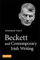 Beckett and contemporary Irish writing