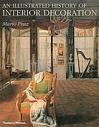 An illustrated history of interior decoration : from Pompeii to art nouveau