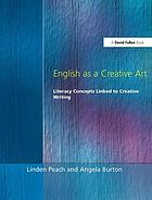 English as a creative art : literary concepts linked to creative writing