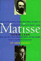 Matisse : father & son