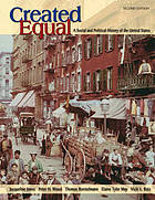Created equal : a social and political history of the United States