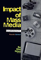 Impact of mass media : current issues