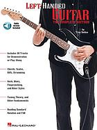 Left-handed guitar : the complete method