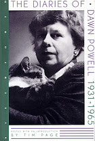 The diaries of Dawn Powell, 1931-1965