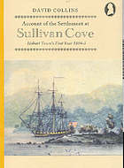 Account of the settlement at Sullivan Cove