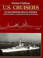 U.S. cruisers : an illustrated design history