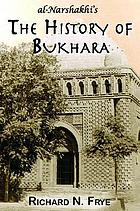 The history of Bukhara