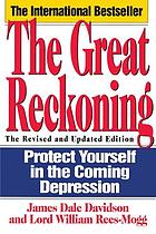 The great reckoning : protect yourself in the coming depression