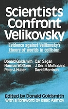 Scientists confront Velikovsky