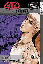 GTO. Vol. 4, Great teacher Onizuka