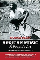 African music : a people's art